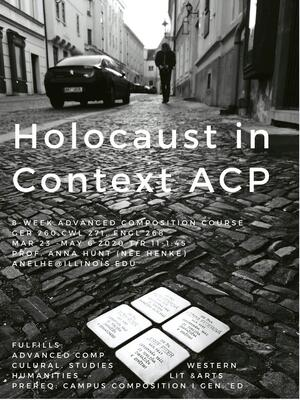 Holocaust in Context ACP